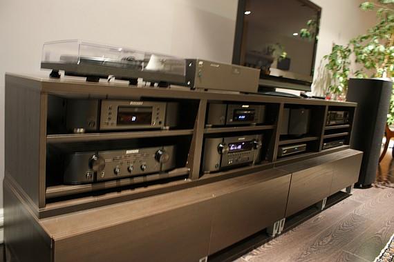 Post hier pics en specs van je home cinema deel 41 audio en hifi got - Meuble audio ikea ...